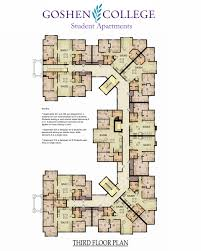Seymour Johnson Afb Housing Floor Plans by Student Housing Floor Plans Student House Plans With Pictures