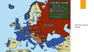 Cold War Germany Map Chapter 7 Challenges To Liberalism Foreign Policy Ppt Download