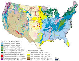 Pop Vs Soda Map Map Of Old Growth Forest Conditions In The United States United