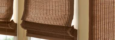 woven wood natural shades drapery connection