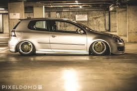 volkswagen golf stance mk5 mkv gti vw volkswagen turbo air bagged air