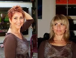 Frisuren Mittellange Haar Vorher Nachher by Kurzhaarfrisuren Damen Vorher Nachher Quadratische Gesichter Haar