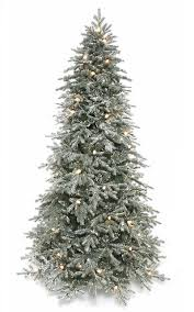 pre lit shaped artificial trees bodied pre