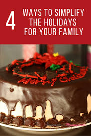 Baskin Robbins Halloween Cakes by 4 Ways To Simplify The Holidays For Your Family Confessions Of A