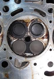 bmw n52 n52n 3 0l 6 cyl valvetronic engine cylinder head w valves