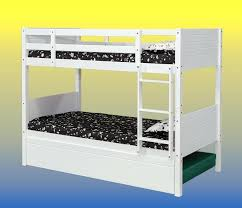 Scoop Bunk Bed King Single Bunk Beds Lilly And Lolly Scoop Bunk Bed King Single