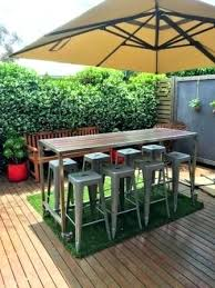 Plastic Bar Table Bar Stool Click On A Thumbnail To Enlarge Outdoor White Plastic