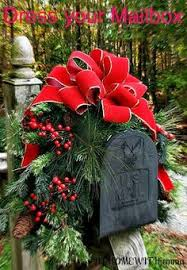 Outside Christmas Decorations You Can Make by 25 Top Outdoor Christmas Decorations On Pinterest Outdoor