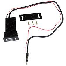 Radio S Car Antenna Adapter 12 Volt Amplified Fm Car Antenna Signal Booster 10db Gain Radio S