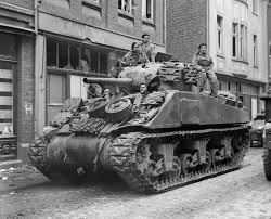 ww2 military vehicles irzyk explains performance of american tanks in world war ii ausa