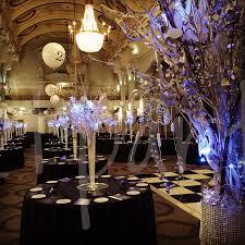 Winter Wonderland Centerpieces Winter Wonderland Wedding Decor So Lets Party