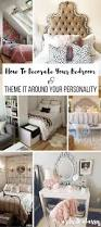 how to decorate your bedroom u0026 theme it around your personality