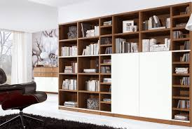 White Wall Unit Bookcases by 15 Photo Of Tv Unit Bookcase