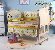 Baby Crib Bed Baby Crib Bedding Set Bedding Set 100x58cm Newborn Baby Bed