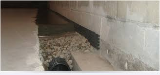 Interior Basement Drainage System Bold Design Basement Drain Tile Innovative Ideas Basement