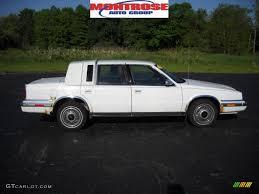 chrysler car white 1991 bright white chrysler new yorker fifth avenue 30281357