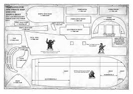 29 images of pirate boat template printable infovia net