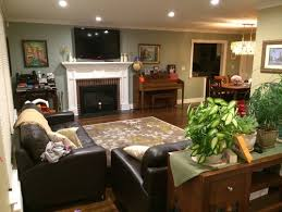 Dining Room Furniture Layout Stylish Ideas For L Shaped Living Room Furniture Layout With