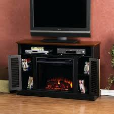 Entertainment Center With Electric Fireplace 60 Electric Fireplace Media Center Real Flame White Entertainment