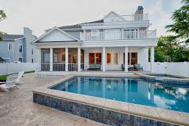semi inground pools pool contemporary with deck glass door tub