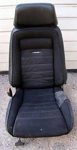 recaro siege bmw e30 recaro siège sport console siège du conducteur ou siège