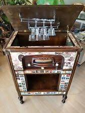 antique bar cabinets ebay
