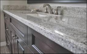 granite bathroom countertops elegant kashmir white granite