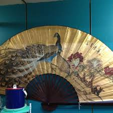 japanese fans for sale 191 best peacock fan images on peacock feathers fans