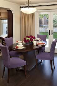 purple dining chairs beige leather dining chairs dining room traditional with purple