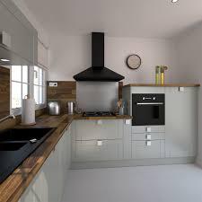 exemple de cuisine moderne modele de cuisine moderne americaine inspirations et cuisine
