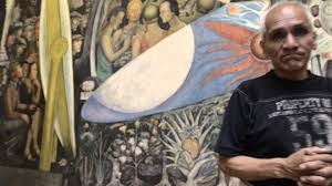 Diego Rivera Rockefeller Center Mural Controversy by Man Controller Of The Universe Part 1 Youtube