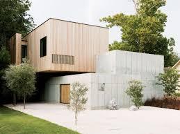 house cement modern home decor bestsur a texas couple builds their