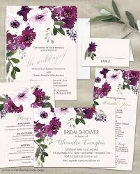 best 25 floral invitation ideas on floral wedding