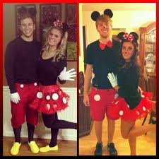 Mickey Mouse Halloween Costume Adults 50 Halloween Costumes Couples Love