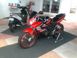 honda cbr150r honda cbr 150r 2007 old model version general info and specs