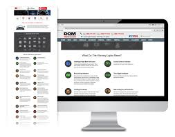 lexus parallax website dom360 is a preferred provider for toyota service centers