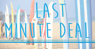 last minute surf deals surftrip special offers easy surf maroc