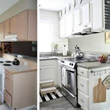 Quality Kitchen Makeovers - before and after rustic kitchen makeover house makeover ideas