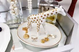 porcelain giraffe ring holder images Life with a dash of whimsy jewelry trays reader submissions jpg
