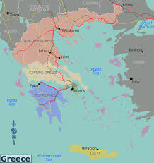 Map Greece by Greece Regions Map U2022 Mapsof Net