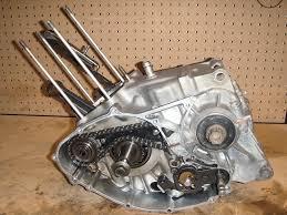 re assembling the xr u0027s engine bottom end mike u0027s basket case