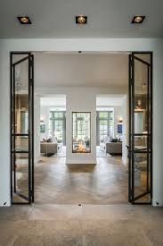 best 25 fireplace glass doors ideas on pinterest tv with