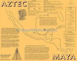 aztec mayan inca map aztec inca map maps for the classroom