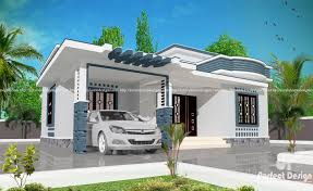 u20b910 lakhs cost estimated modern home u2013 kerala home design