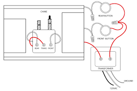 wiring diagrams friedland doorbell replace transformer ripping