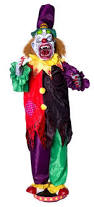 Scary Halloween Decorations That Move by 14 Best Halloween Clowns Images On Pinterest Animated
