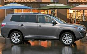 toyota highlander 2012 used used 2012 toyota highlander hybrid for sale pricing features