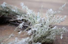diy dried flower wreath tutorial julie blanner entertaining
