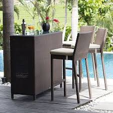 Patio Furniture Bar Outdoor Furniture Luxury Patio Pool Modern High End Best