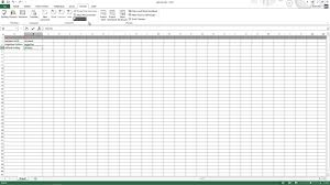 Multi User Spreadsheet How To Work With Users On An Excel Worksheet